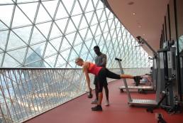 Rücken training Frankfurt