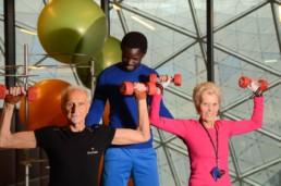 Training für Senioren in Frankfurt am Main