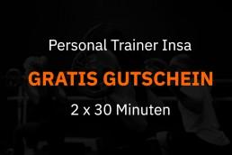 Personal Training Frankfurt: Gratis Gutschein